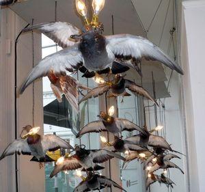 Pigeon-light